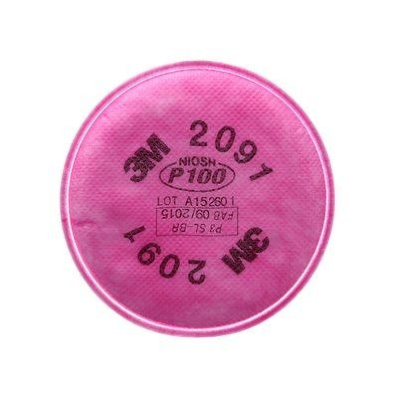 Messer 3M™ P100 Particulate Filter (package of 2)Messer Protection