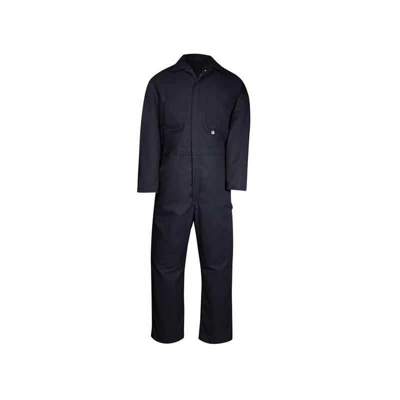 Twill unlined coverall 65poly/35cotton - Big BillBig Bill Workwear