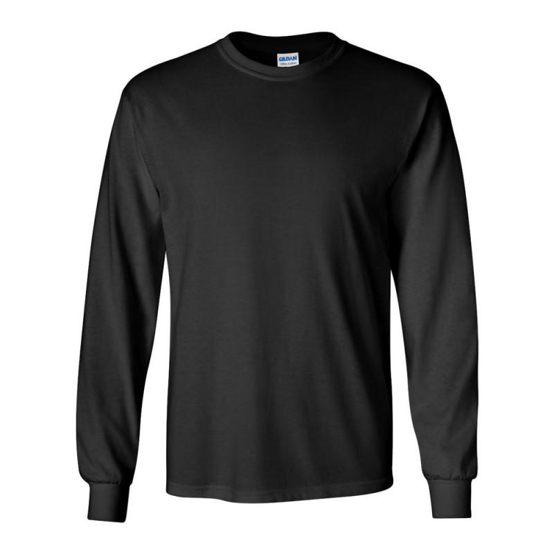 Gildan T-shirt L/S 100% cotton preshrunkGildan Workwear