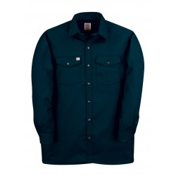 Gildan T-shirt L/S 100% cotton preshrunk - Technosport